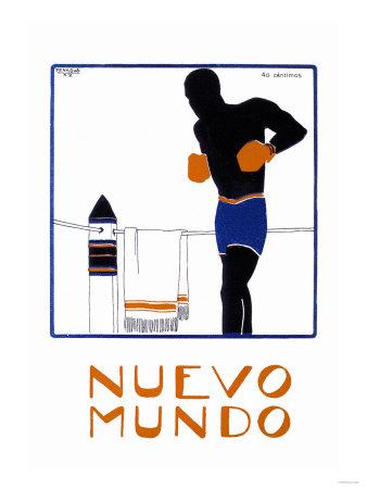 Nuevo Mundo Poster
