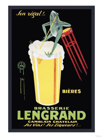 Lengrand Posters