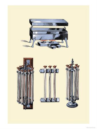 Instruments for Sterilization Art by Jules Porges