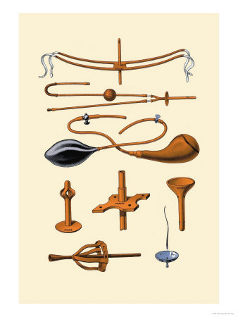 Siphons and Drains Posters by Jules Porges