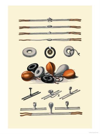 Pessaries Prints by Jules Porges