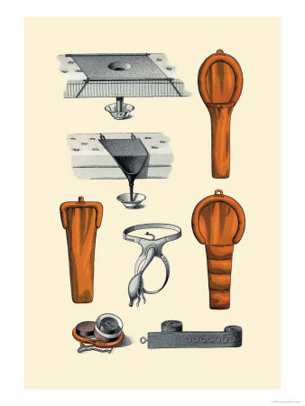 Drains and Sheaths Prints by Jules Porges