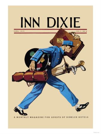 Inn Dixie Prints