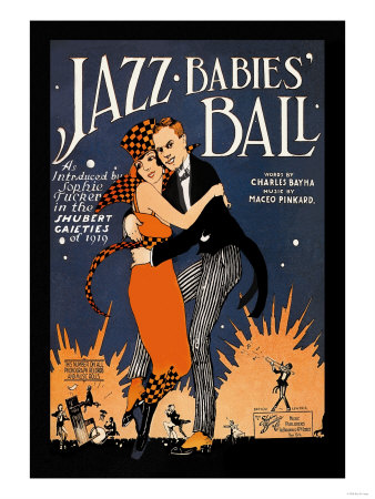 Jazz Babies' Ball Posters