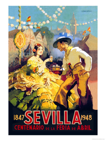 feria de sevilla. Sevilla Centenario de la Feria