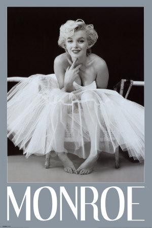 Marilyn Monroe Posters by Milton H. Greene