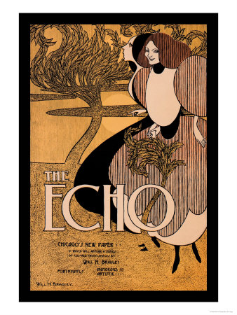 The Echo Prints by Will H. Bradley