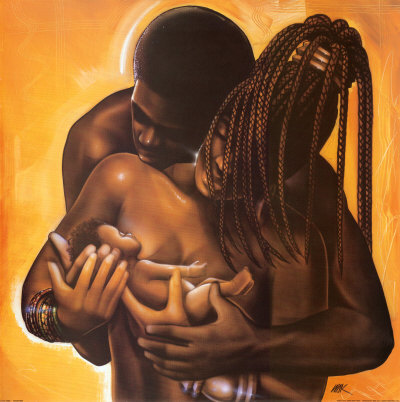 Together Prints by Kevin A. Williams
