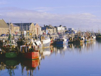 Howth Harbour, Dublin, Ireland/Eire Photographic Print by Tim Hall