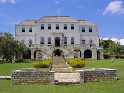 Rose Hall, Jamaica, Caribbean, West Indies Photographic Print by Robert Harding
