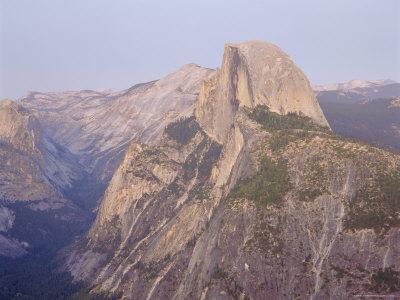 Half Dome, Yosemite National Park, California, USA Photographic Print by Gavin Hellier