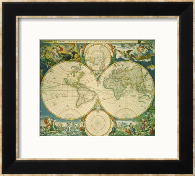 world map atlas. World Map in Novus Atlas