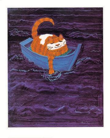 No Worries Prints by Chris Ann Kent