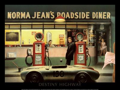 Destiny Highways Prints by Chris Consani