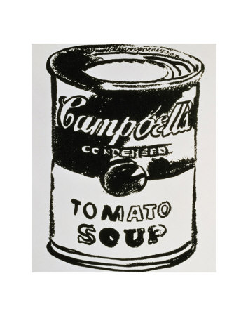 Campbell's Soup Can, c.1985 - c.1986 Art Print