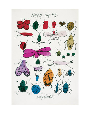 Happy Bug Day, c.1954 Art Print