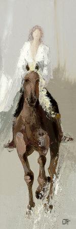 La Cavaliere Art by Bernard Ott