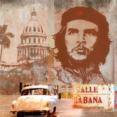 Legenden IV, Che Art Print