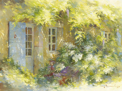 Le Laurier Blanc Posters by Johan Messely