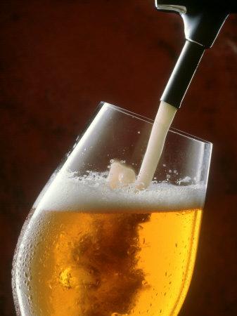 Glass of Coor s Original on Tap Beer