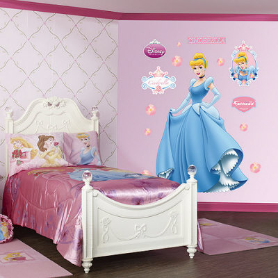 Cinderella- Fathead Wall Decal