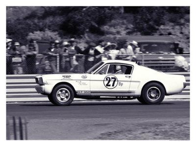 1965 Road America 500 Giclee Print