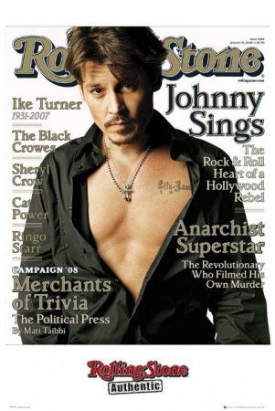 johnny depp. Johnny Depp Prints