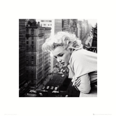 Marylin Monroe Reproduction d'art