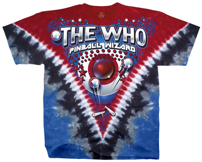 The Who - Bally Table King Shirt