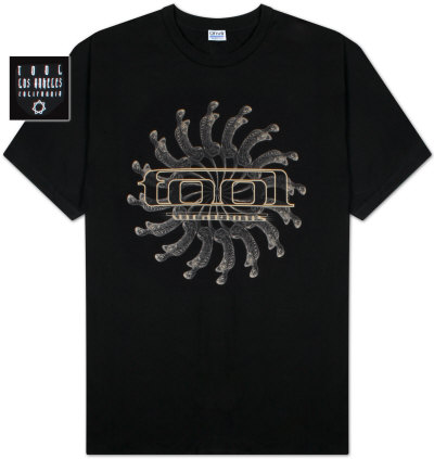 Tool - Spectre Spiral Shirts