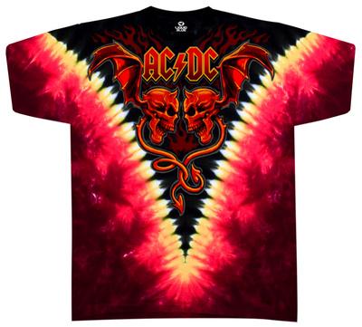AC/DC - Evil Wings Shirt