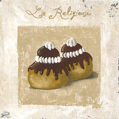 La Religieuse Art by Véronique Didier-Laurent