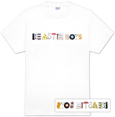 The Beastie Boys - Album Logo T-Shirt