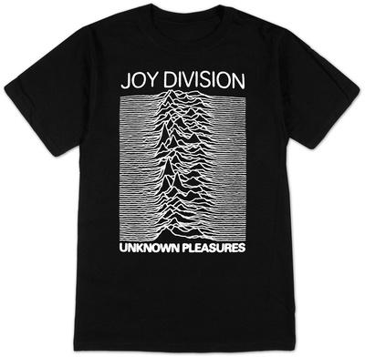 Joy Division – Unknown Pleasures T-Shirts