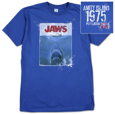Jaws - Amity Island 1976 T-Shirt
