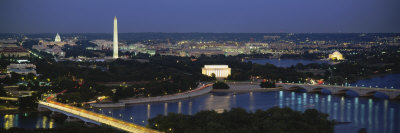 Washington DC, USA Photographic Print by  Panoramic Images