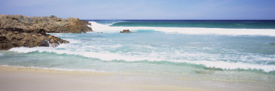 Waves on the Beach, Australia Photographic Print by  Panoramic Images