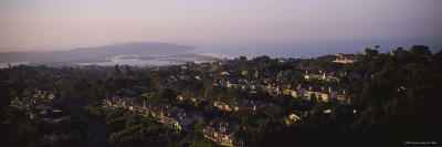 Buildings in Mission Bay, La Jolla, Pacific Beach, San Diego, California, USA Photographic Print by  Panoramic Images