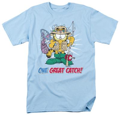 Garfield - One Great Catch T-shirts
