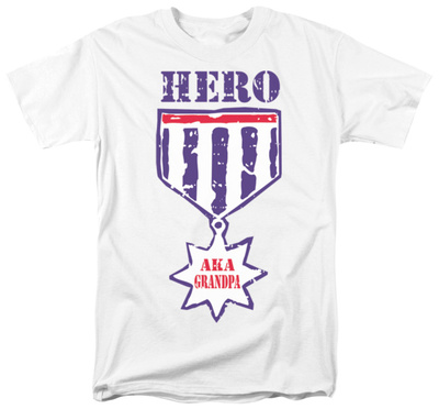 Hero aka Grandpa Shirts