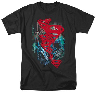 Superman - Gritty T-Shirt