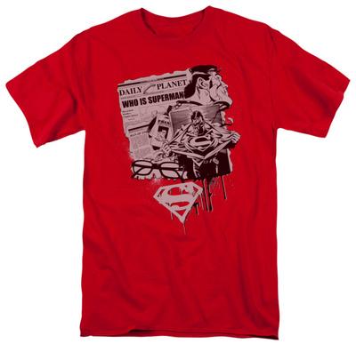 Superman - Identity Shirts