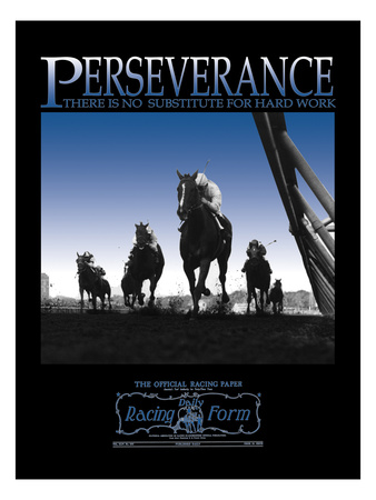 Perseverance Posters