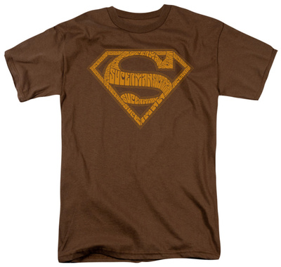 Superman - 60's Type Shield T-Shirt