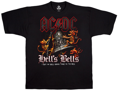 AC/DC - Rolling Thunder T-shirts