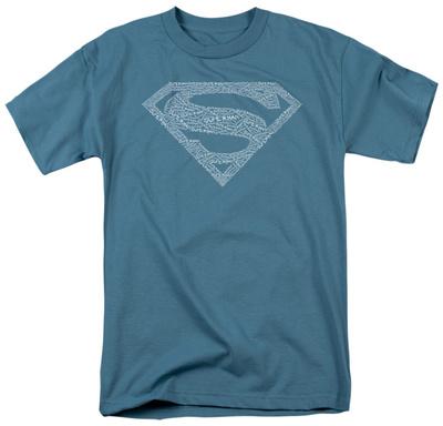 Superman - Type Shield Shirt