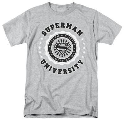 Superman - Superman University T-Shirt