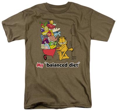 Garfield - Balanced Diet T-Shirt