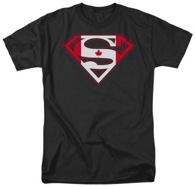Superman - Canadian Shield Shirt