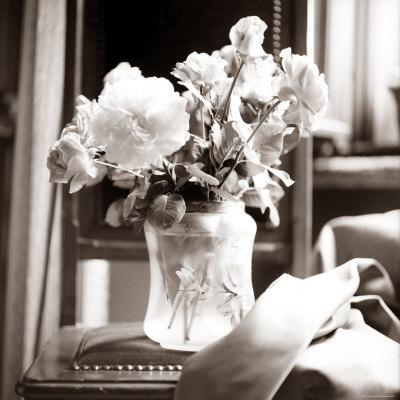 Study of Floral Arrangement Photographic Print by Edoardo Pasero